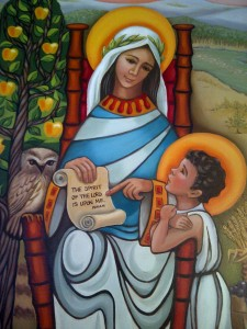 mary_evangelization